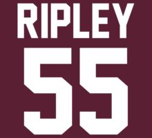"Tom Ripley ""55"" Jersey by ShirtAutonomy"