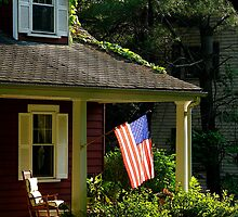 American Home by Alvin-San Whaley