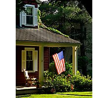 American Home Photographic Print
