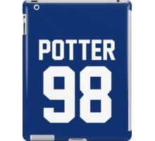 "Harry Potter ""98"" Jersey iPad Case/Skin"