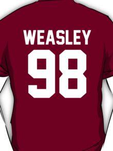 "Ron Weasley ""98"" Jersey T-Shirt"
