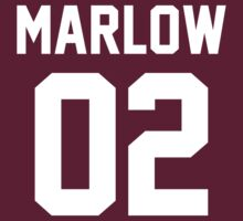"Charlie Marlow ""02"" Jersey by ShirtAutonomy"