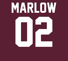 "Charlie Marlow ""02"" Jersey Unisex T-Shirt"