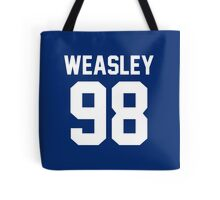 "Ron Weasley ""98"" Jersey Tote Bag"