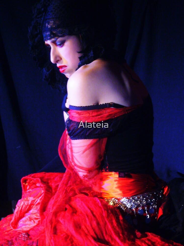 LA ZINGARA by Alateia