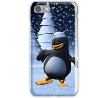 Dancing Penguin iPhone Case/Skin