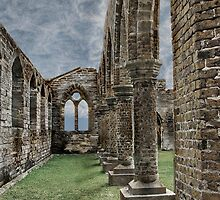 The Unfinished Church of Bermuda by Deborah V Townsend