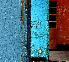 Weathered Layers by Michael Farruggia