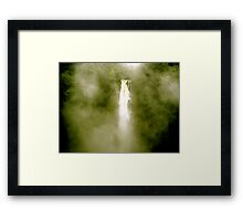 Spirit Of Aloha! Framed Print