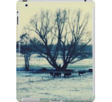 Winter - JUSTART © iPad Case/Skin