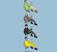 HEISENBERG EVOLUTION Unisex T-Shirt