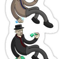 HEISENBERG EVOLUTION Sticker