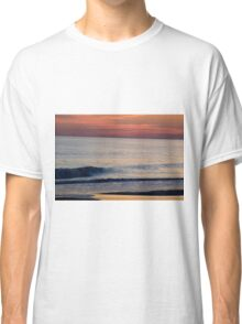 Sunset Wave Classic T-Shirt