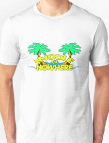 Nowhere t-shirt Unisex T-Shirt