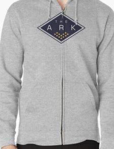 The Ark - The 100 Zipped Hoodie