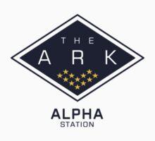 The Ark - Alpha Station Kids Tee