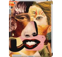 Shredded pieces of art iPad Case/Skin