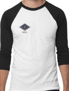 The Ark - Mecha Station Men's Baseball ¾ T-Shirt
