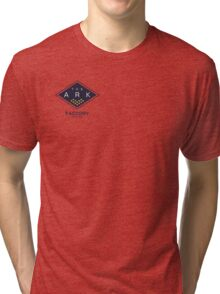 The Ark - Factory Station Tri-blend T-Shirt