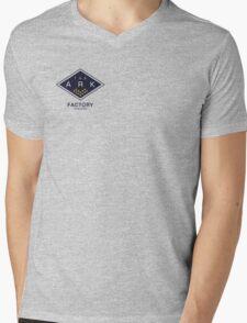The Ark - Factory Station Mens V-Neck T-Shirt