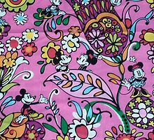 Vera Bradley disney phone case by Emily2015