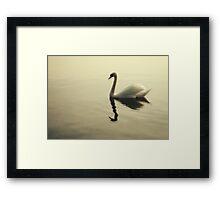 Serene.. Framed Print