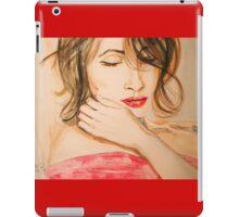 Those Sweet Words iPad Case/Skin