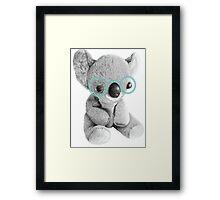 Geeky Koala Framed Print