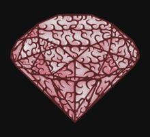 Brain diamond One Piece - Long Sleeve