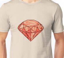 Bacon diamond Unisex T-Shirt