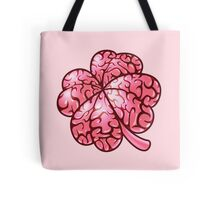 Smart thinking or just dumb luck? Tote Bag