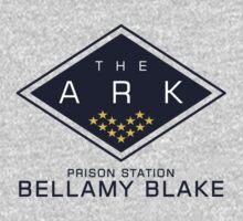 The 100 - Bellamy Blake Baby Tee