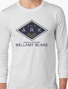 The 100 - Bellamy Blake Long Sleeve T-Shirt