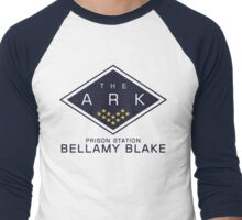 The 100 - Bellamy Blake Men's Baseball ¾ T-Shirt