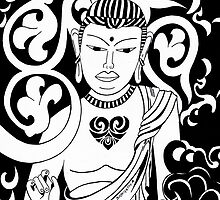 Bodhissatva by treddcreations