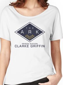 The 100 - Clarke Griffin Women's Relaxed Fit T-Shirt