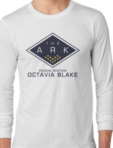 The 100 - Octavia Blake Long Sleeve T-Shirt