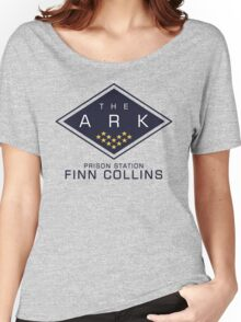 The 100 - Finn Collins Women's Relaxed Fit T-Shirt