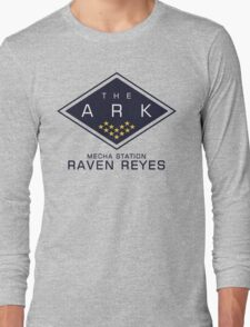 The 100 - Raven Reyes Long Sleeve T-Shirt