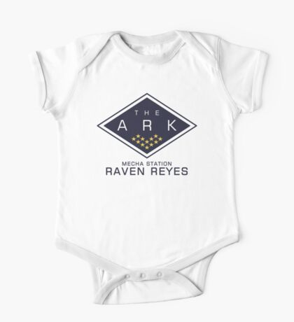 The 100 - Raven Reyes One Piece - Short Sleeve