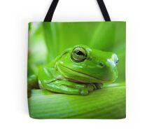Green with envy Tote Bag