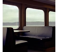 Whidbey Island Ferry Photographic Print