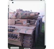 Panzer IIIN iPad Case/Skin