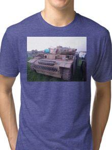 Panzer IIIN Tri-blend T-Shirt