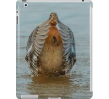 Peek a boo duck iPad Case/Skin