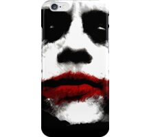 Heath Ledger's Joker iPhone Case/Skin