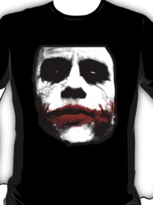 Heath Ledger's Joker T-Shirt