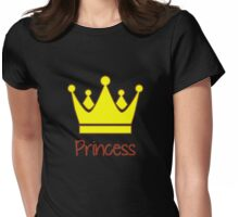 Royal Family - Princess Womens Fitted T-Shirt