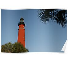 Ponce Inlet Lighthouse, FL Poster
