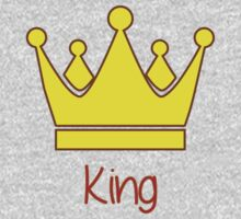 Royal Family - King Kids Clothes